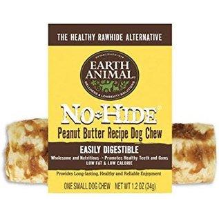 "EARTH ANIMAL Earth Animal No-Hide Peanut Butter 4"" Chews"