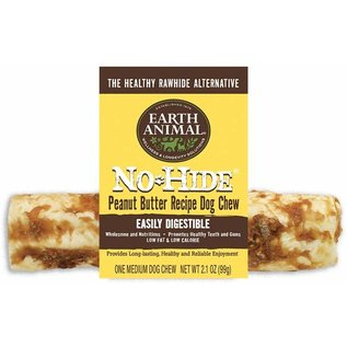 "EARTH ANIMAL Earth Animal No-Hide Peanut Butter 7"" Chews"