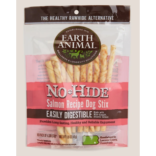 EARTH ANIMAL EARTH ANIMAL DOG NO-HIDE SALMON SMALL 10PK