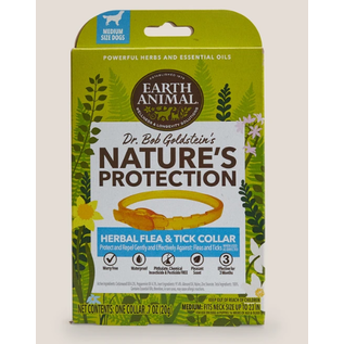 EARTH ANIMAL EARTH ANIMAL DOG FLEA & TICK COLLAR MEDIUM