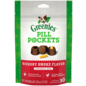Greenies Pill Pockets Dog Hickory Smoke Capsule 7.9oz