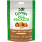Greenies Pill Pockets Dog Peanut Butter Capsule 7.9oz