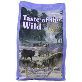 TASTE OF THE WILD SIERRA MOUNTAIN CANINE LAMB 5#