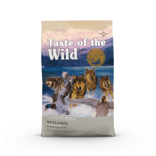 Taste of the Wild Wetlands Canine with Roasted Wild Fowl 5 #
