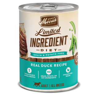 Grain Free Limited Ingredient Diet Real Duck Recipe 12.7oz Each