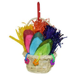 SUPERBIRD CREATIONS Mini Foraging Basket