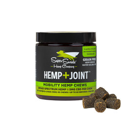 SUPER SNOUT HEMP SUPER SNOUTS GRAIN FREE HEMP+JOINT BROAD SPECTRUM MOBILITY HEMP CHEWS 30 COUNT