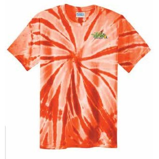 Jungle Junction Tee Spread Your Wings Orange TD XL