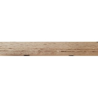 """ABBA PRODUCTS Grooved Wood Perch 1/2""""d x39.5""""long w/ 2 end caps for Finches, Canaries"""