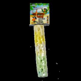 Medium Calcium Perch Peg Leg Multicolored