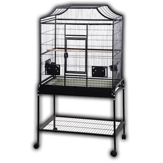 MA3221FTN Tan - 32''x21''x61'' Elegant Flight Cage