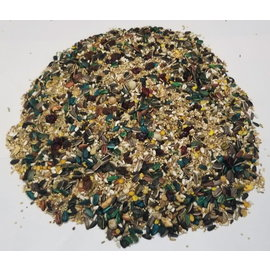 ABBA PRODUCTS Abba 1600C 15LB Vacuum Packed Cockatiel Food