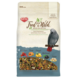 Kaytee Foraging Food From the Wild Parrot 2.5#