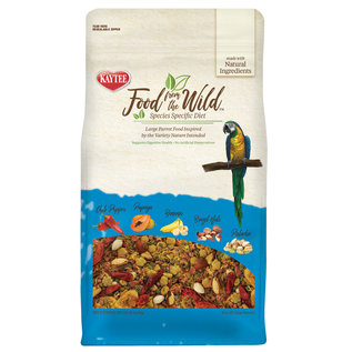 Kaytee Foraging Food From the Wild Macaw 2.5#