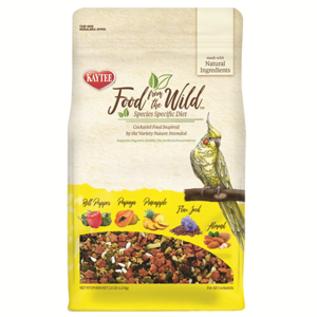 Kaytee Foraging Food From the Wild Cockatiel 2.5#