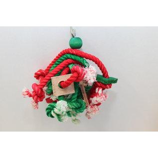Christmas Ropey Mop Small XMAS