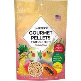 LAFEBER COMPANY Lafeber Tropical Fruit Gourmet Cockatiel Pellets 1.25lb