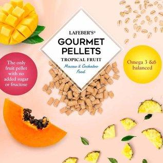 LAFEBER COMPANY Lafeber Tropical Fruit Gourmet Macaw Pellets 1.25lb