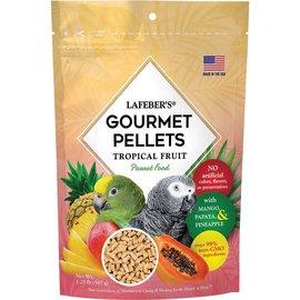 LAFEBER COMPANY Lafeber Tropical Fruit Gourmet Parrot Pellets 1.25lb