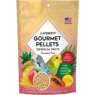 LAFEBER COMPANY Lafeber Tropical Fruit Gourmet Parakeet Pellets 1.25lb