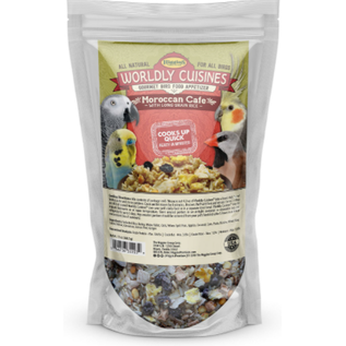 HIGGINS Higgins Wordly Cuisine Moroccan Cafe 13Oz