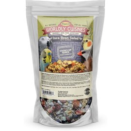 HIGGINS Higgins Worldly Cuisine Inca Bean Salad 13 OZ
