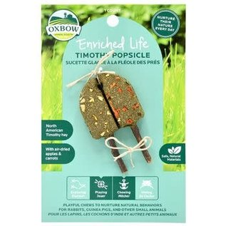 OXBOW Oxbow Enriched Life Timothy Hay Popsicle Chew