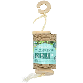 OXBOW Oxbow Enriched Life Treasure Barrel Foraging Chew