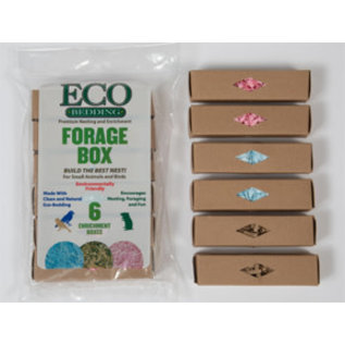 Eco-Shred Forage Boxes 6 Count