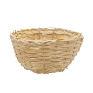 Living World LW Bamboo Canary Nest 4.3in x 2.2in