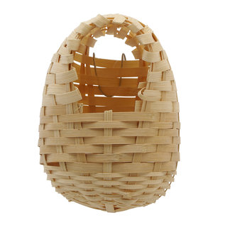 Living World LW Bamboo Finch Nest 5.9in x 4.7in