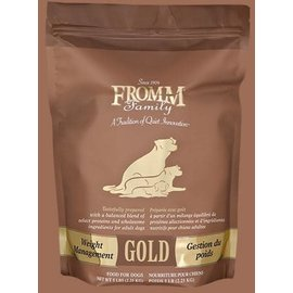 FROMM Fromm Gold Weight Management 5lb