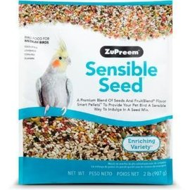 Zupreem Sensible Seed Bird Food for Medium Birds 2#
