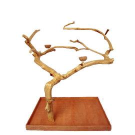 """Java Wood Tree Large A&E 200L  48""""x32""""x66"""""""