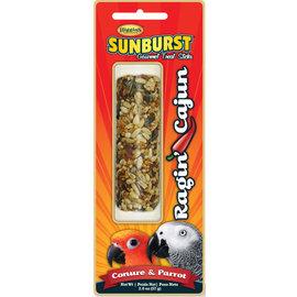 HIGGINS Sunburst Gourmet Treat Stick Cajun Conure/parrot