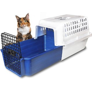 Van Ness Cat Calm Carrier with Easy Drawer