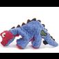 GO DOG GoDog Dinos Chew Guard Stegosaurus Spike Plated Dino Blue