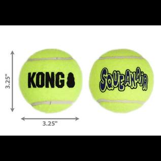 KONG Kong Air Squeaker Ball Large 2 Pack