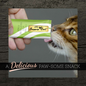 Fussie Cat Chicken With Vegetables Puree Treat Tube 4 Pack