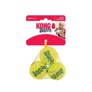 KONG Kong Air Squeaker Ball Small 3 Pack