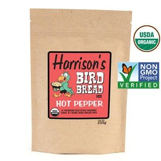 HARRISON'S HARRISON'S HOT PEPPER BIRD BREAD MIX 9 oz.