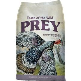 Diamond Taste of the Wild Prey Turkey Dry Formula for Cats 6lb