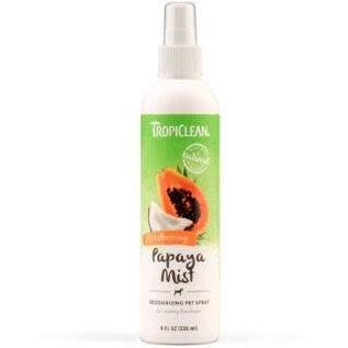 Tropiclean Papaya Mist Freshening Pet Spray 8 oz.