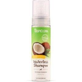 Tropiclean Waterless Shampoo Hypoallergenic 8Z
