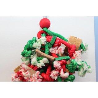 Christmas Ropey Mop Medium XMAS