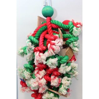 Christmas Ropey Mop Large XMAS