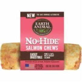 """EARTH ANIMAL EARTH ANIMAL DOG NO-HIDE SALMON 4""""  Chews"""