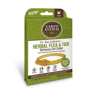 EARTH ANIMAL EARTH ANIMAL CAT FLEA & TICK COLLAR
