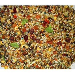 ABBA PRODUCTS ABBA 1400 AFRICAN GREY / SENEGAL FOOD 5# Vacuum Bag