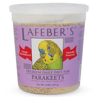 LAFEBER COMPANY LAFEBER PARAKEET PELLETS 1.25#